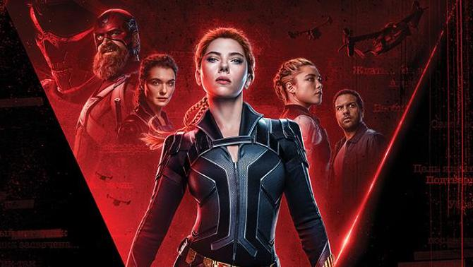 'Black Widow' estrena último trailer lleno de acción