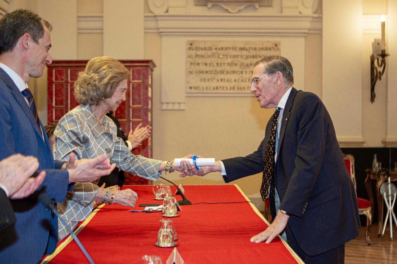 La Reina Sofía preside la entrega de los Premios Iberoamericanos de Mecenazgo