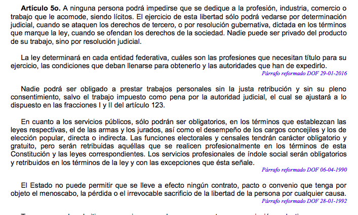 articulo-5-constitucion