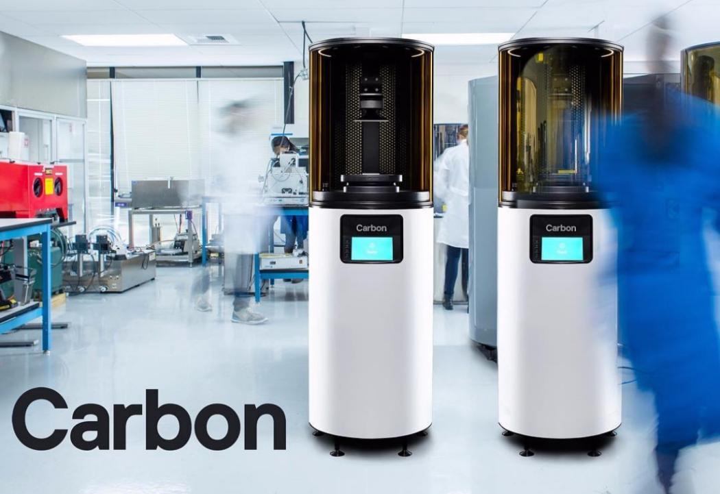 Carbon, unicornio de impresión 3D crea mascarillas e hisopos contra el coronavirus