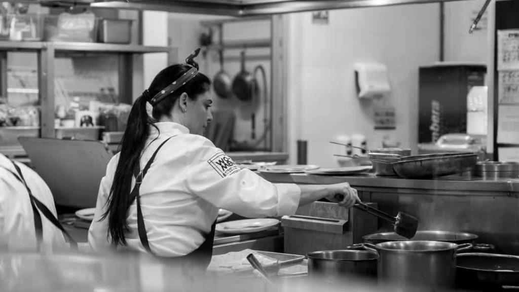 Chef Zahie Téllez