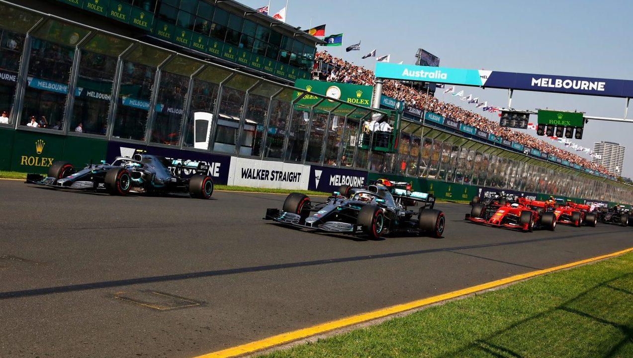 Gran Premio de Australia y otros eventos se cancelan por Coronavirus