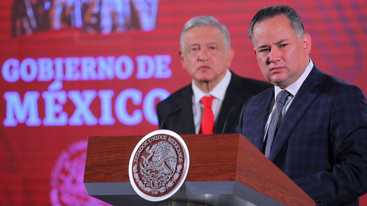 Santiago Nieto, titular de la UIF, identifica tres modalidades de defraudación fiscal