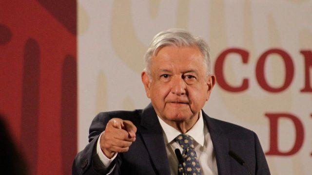 Andres Manuel Lopez Obrador peso