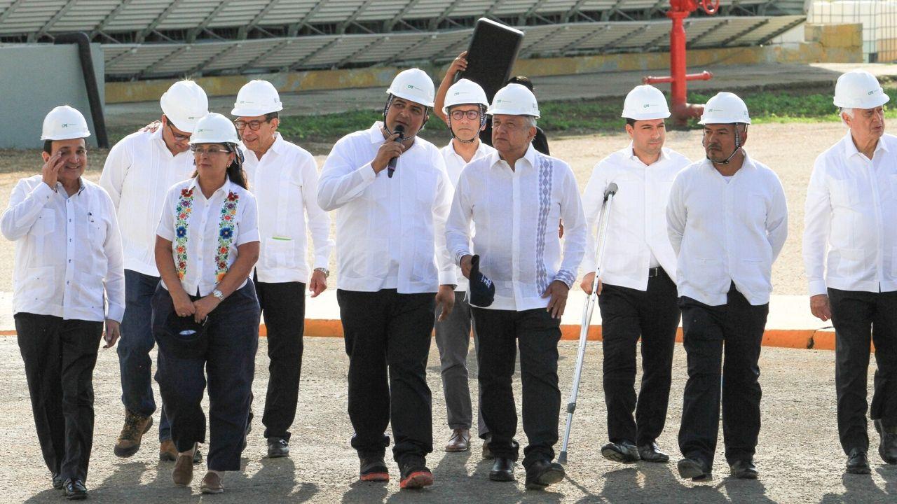 AMLO obras infraestructura