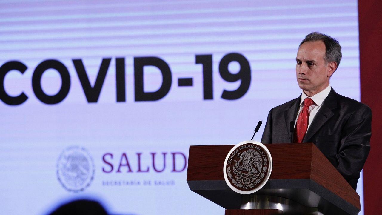 Primera muerte en México por coronavirus no significa que escalen las fases: López-Gatell