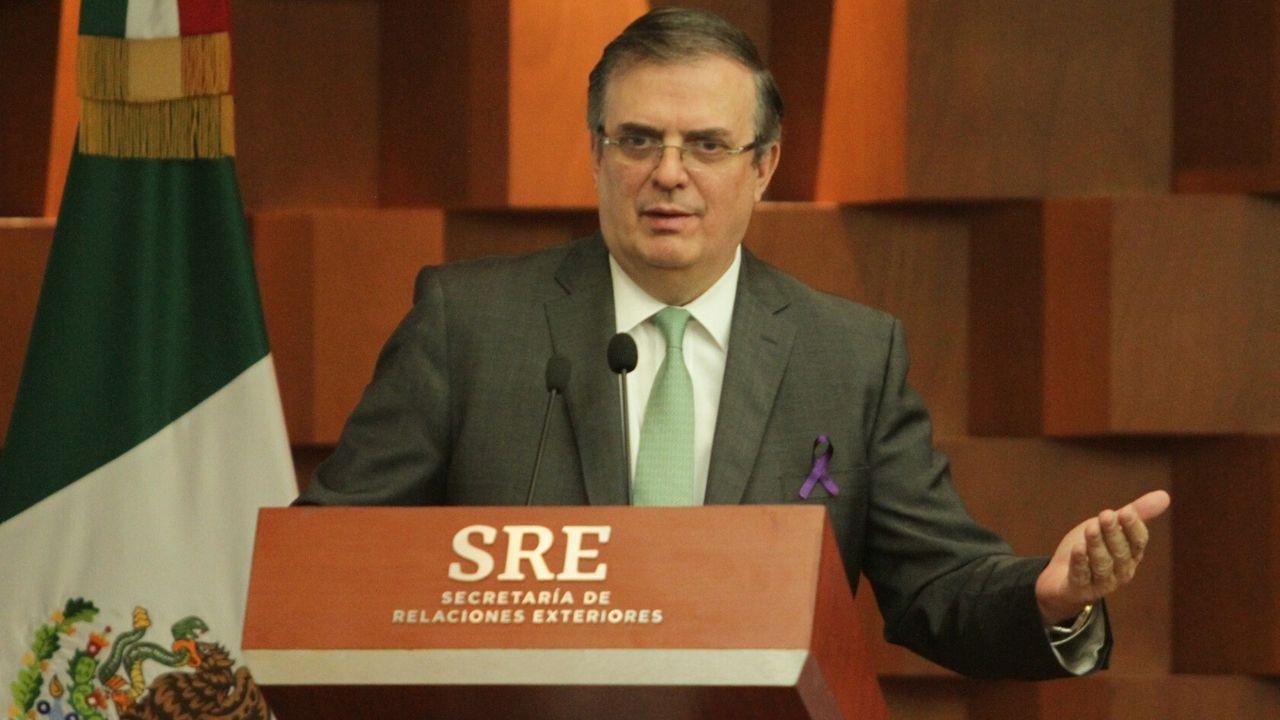 EU restringirá acceso a turistas provenientes de México por coronavirus: Ebrard