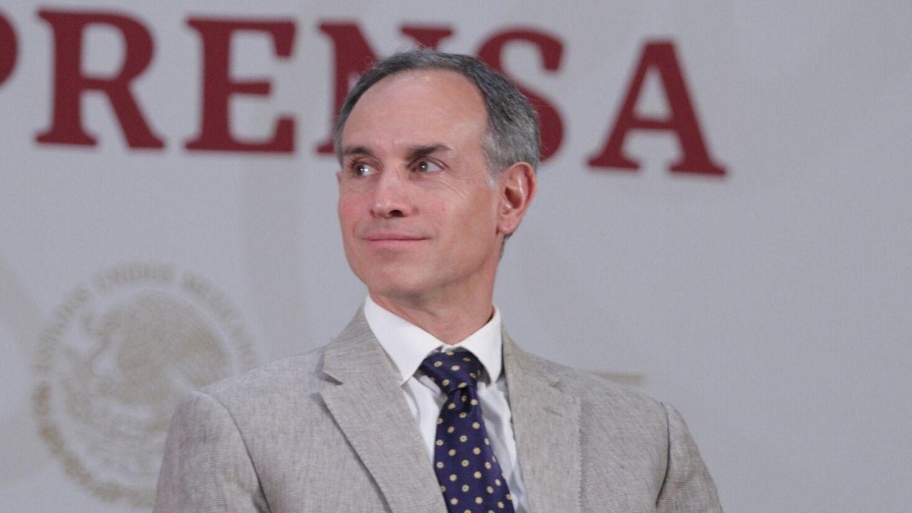 Hugo López Gatell coronavirus Mexico