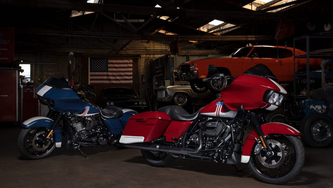 Harley-Davidson revive su icónico 'Number One'