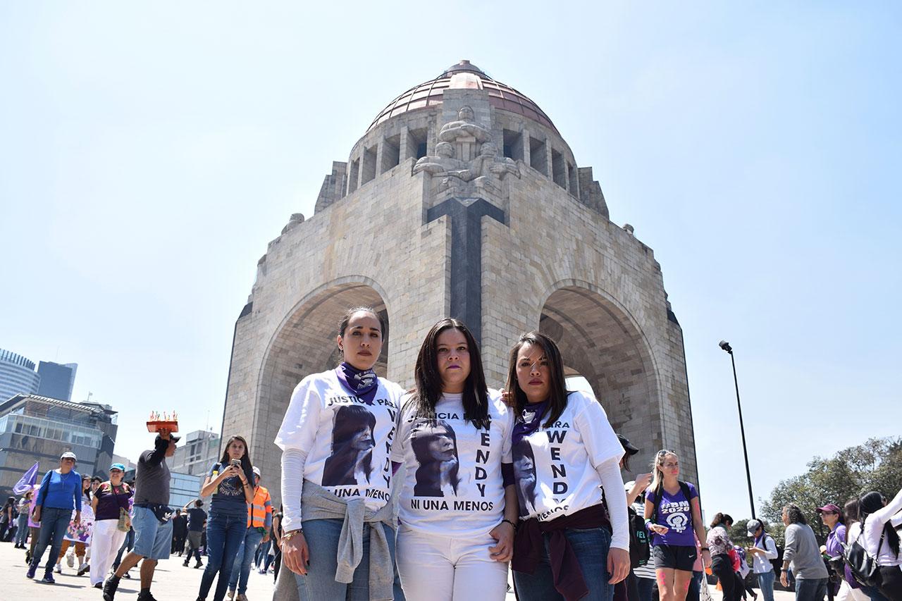 Entrevistas | Mujeres que marcharon por las que ya no están