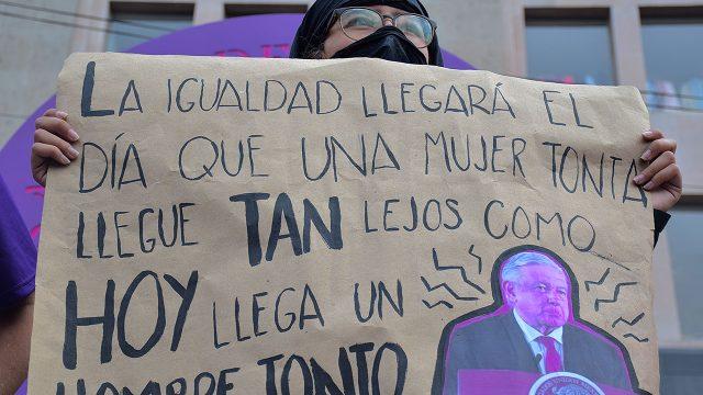 8M MARCHA EN CONTRA DE LA VIOLENCIA DE LA MUJER género