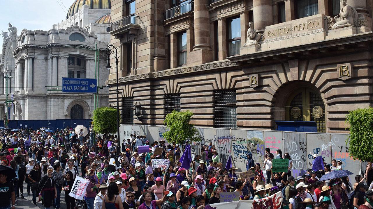 CDMX presenta nuevo protocolo para marchas; descartan fallas el viernes
