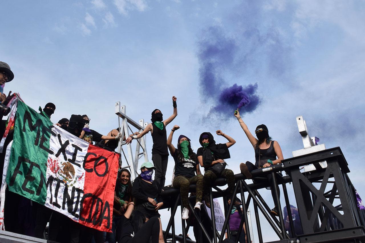 Gobierno de CMDX presenta decálogo sobre libertad de expresión para el 8M
