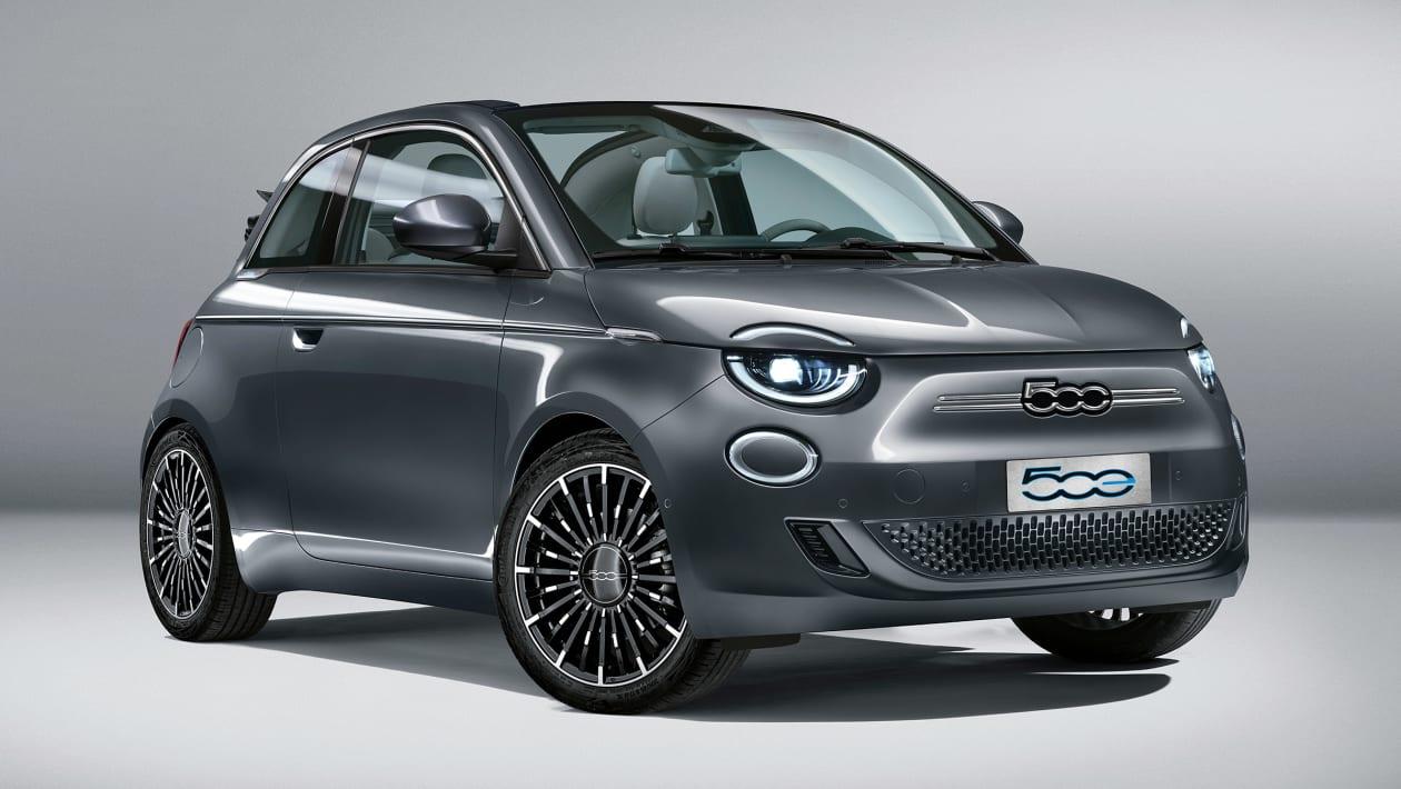 Fiat presenta el nuevo y totalmente eléctrico 'cinquecento'