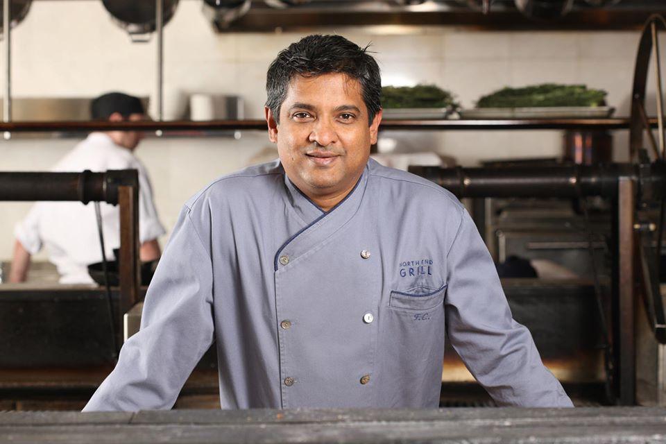 Floyd Cardoz, ganador de 'Top Chef Masters' fallece a causa del coronavirus