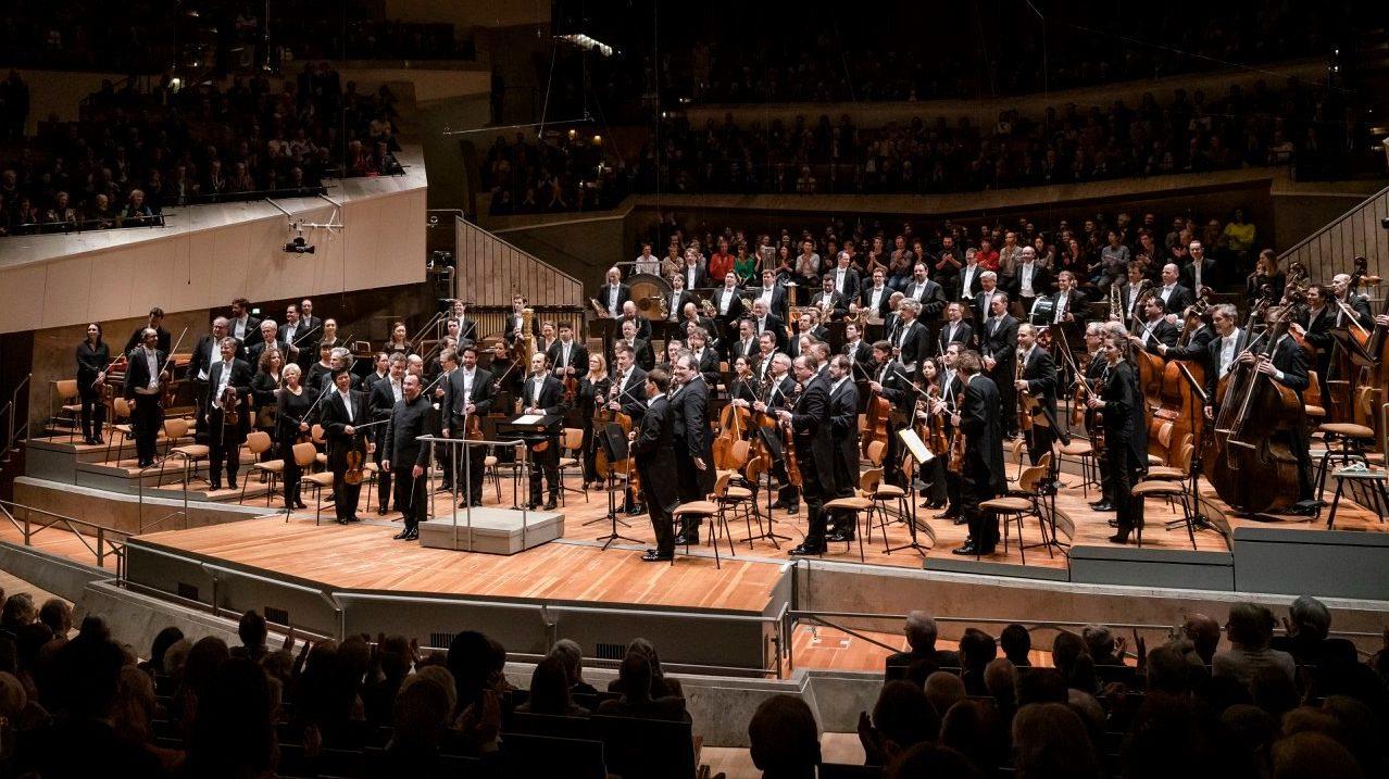 Filarmónica de Berlín propone 'Digital Concert Hall' por coronavirus