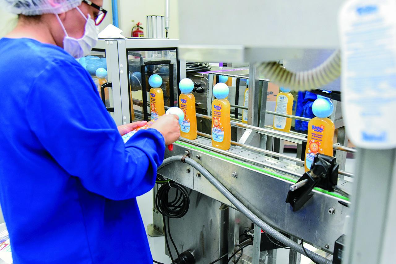 Grisi reporta incremento de 22% en sus ventas de jabón y vitaminas por coronavirus