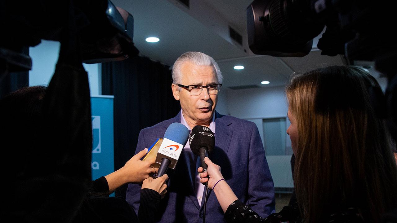 Baltasar Garzón, exjuez español, defenderá a Emilio Lozoya