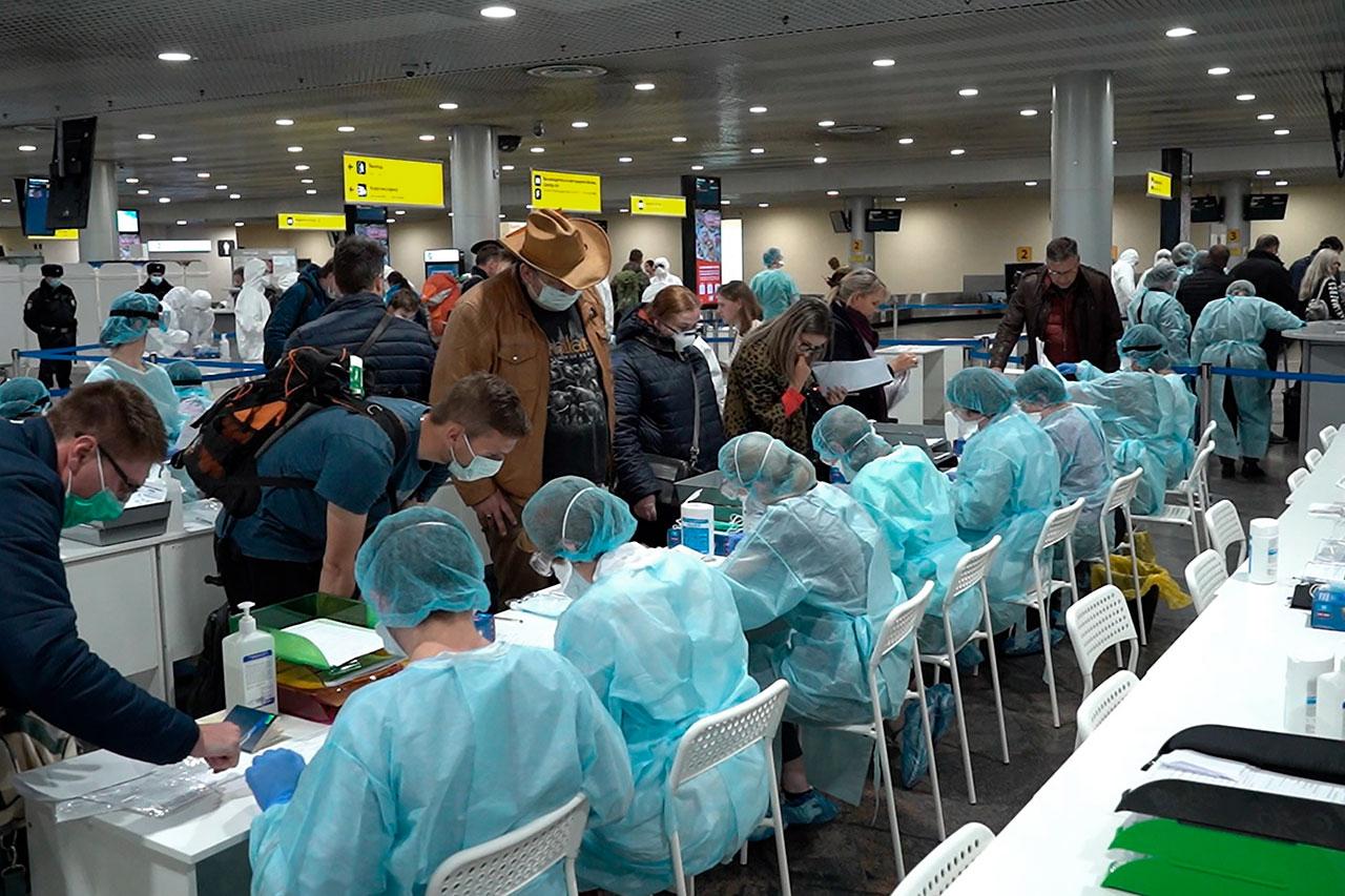 Es difícil tener imagen precisa de brote coronavirus en China, Corea del Norte y Rusia: espías EU