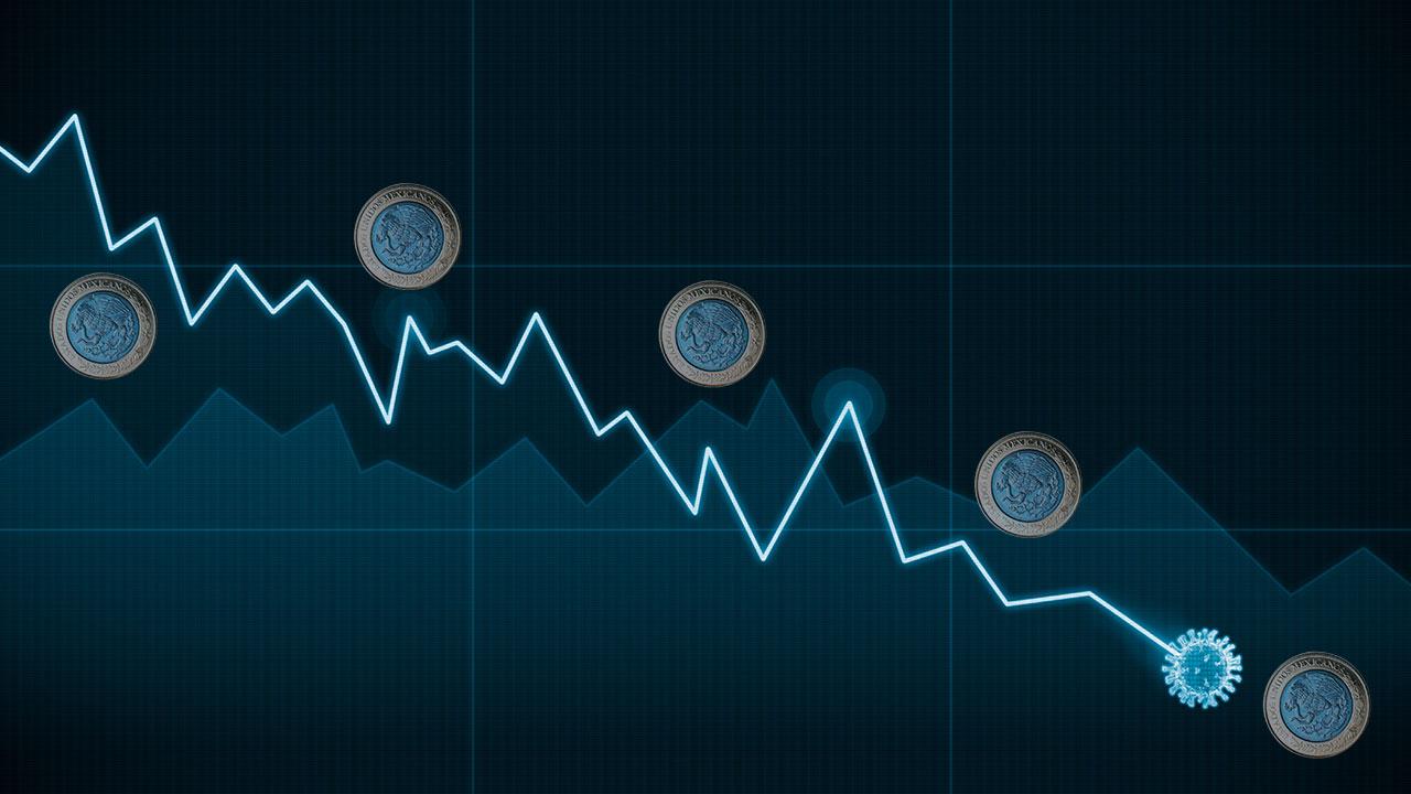 Moody's prevé que economía mexicana caiga 3.7% este año por coronavirus