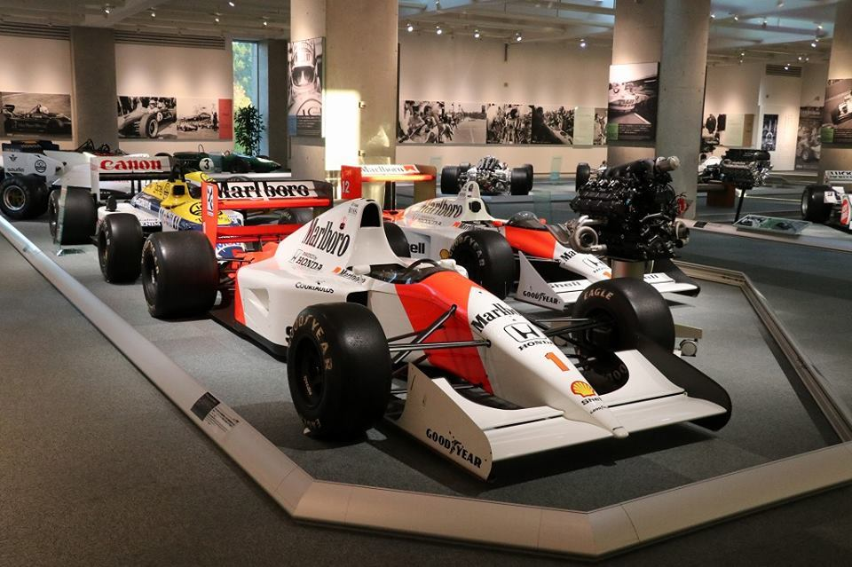 Honda Collection Hall F1