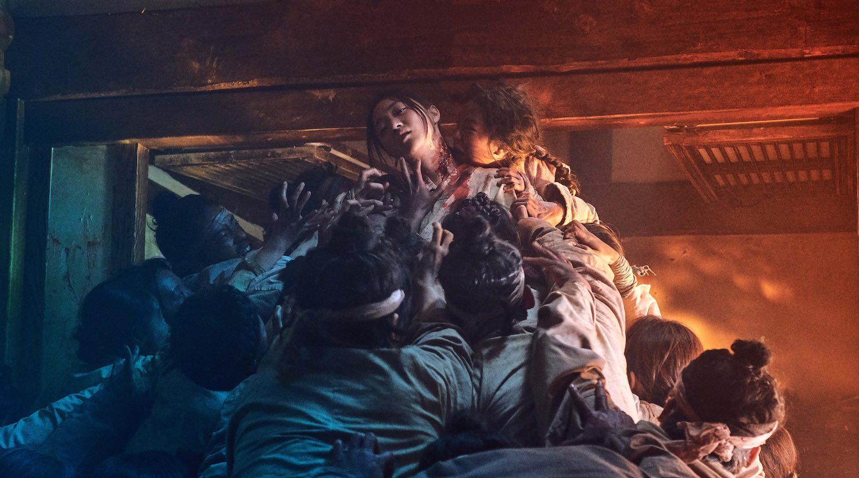 Los zombies coreanos están de vuelta en 'Kingdom' de Netflix