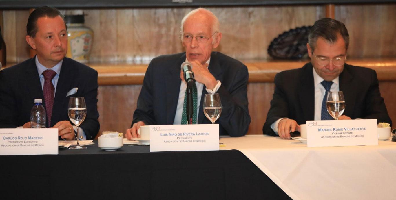 Iniciativa de reforma a la ley de Banxico es un riesgo elevado: ABM