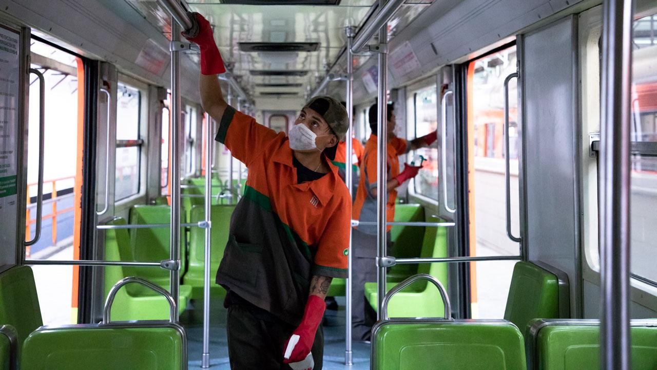 Línea 1 del Metro alista su regreso para este lunes; inician pruebas