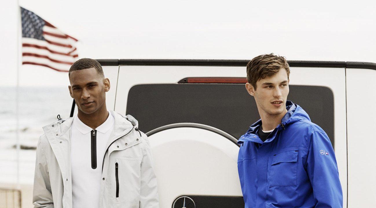 Tommy Hilfiger lanza nueva colección cápsula TommyXMercedes-Benz