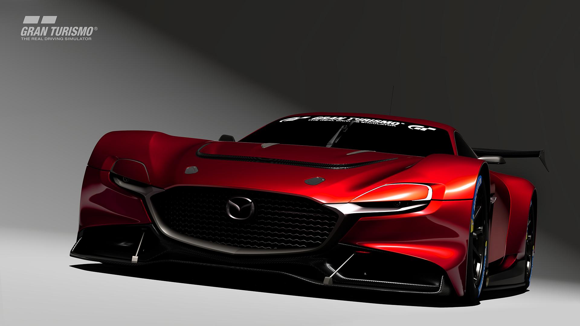 Mazda RX-Vision GT3 llegará para rendir homenaje deportivo
