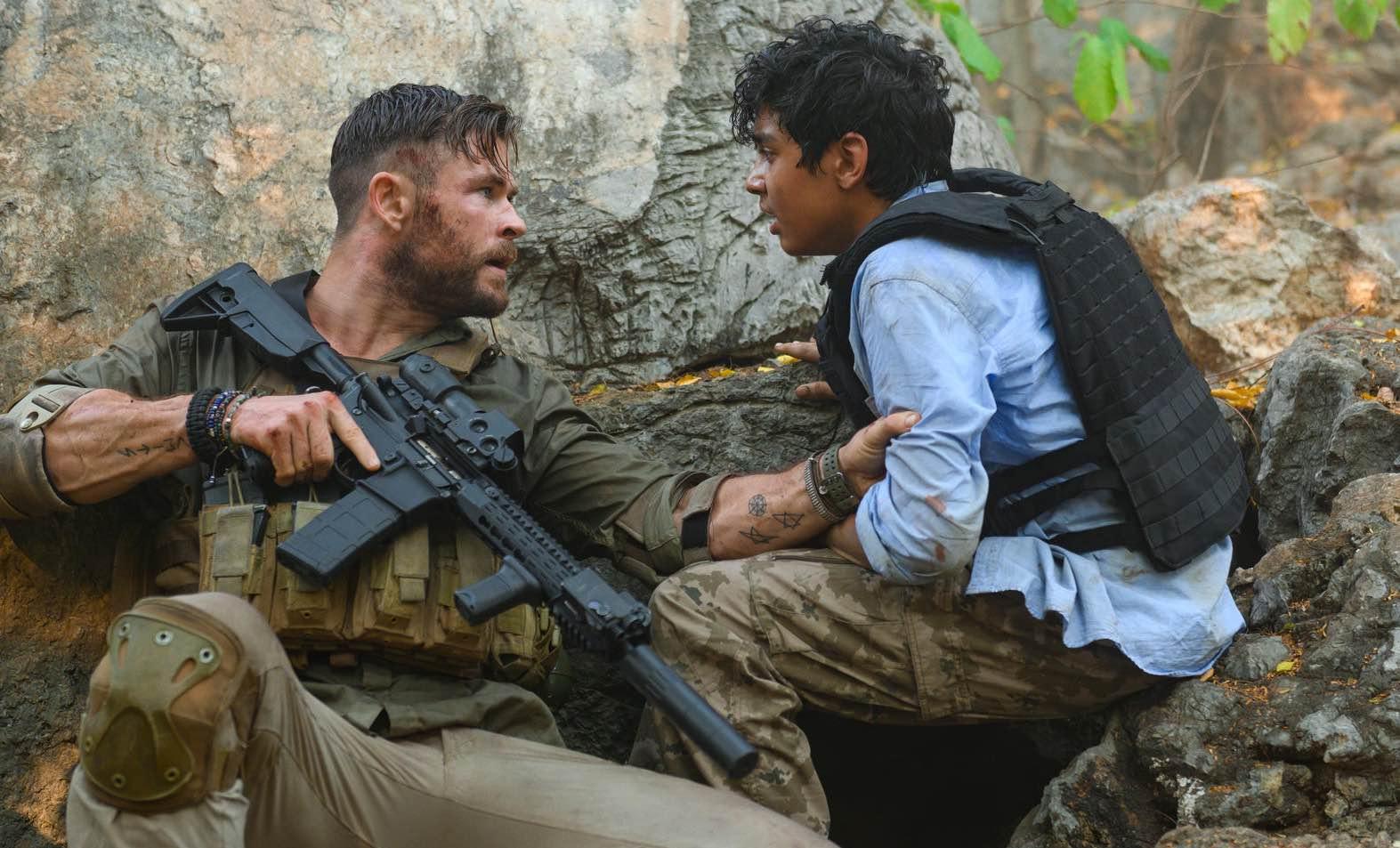 Así es 'Misión rescate', la película de los hermanos Russo para Netflix