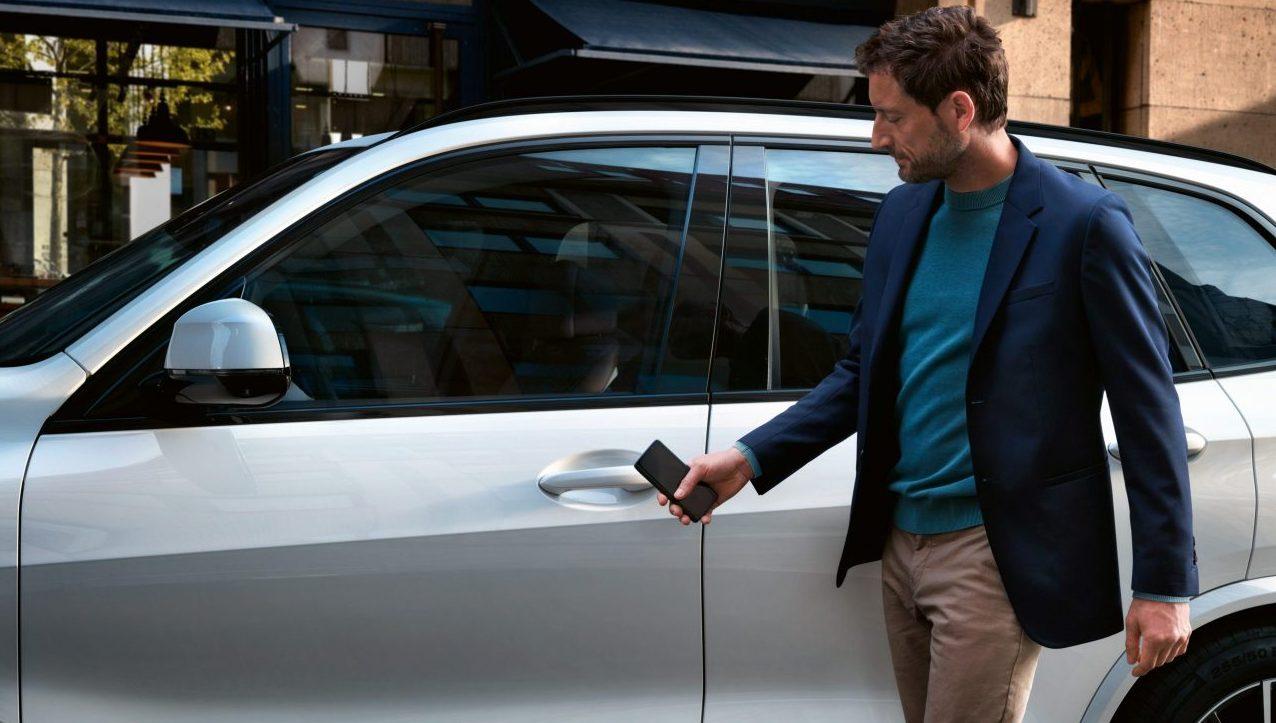 Apple ya trabaja para que puedas arrancar tu auto desde tu smartphone