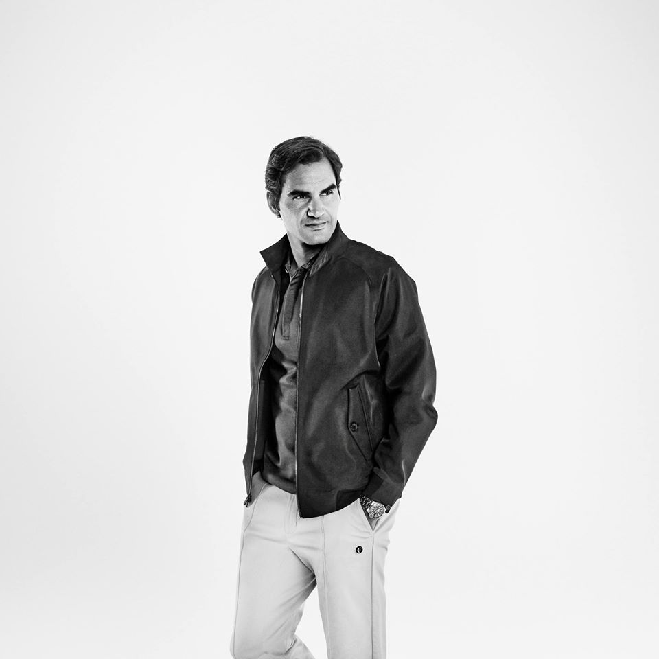 Roger Federer se suma al apoyo de los afectados por coronavirus