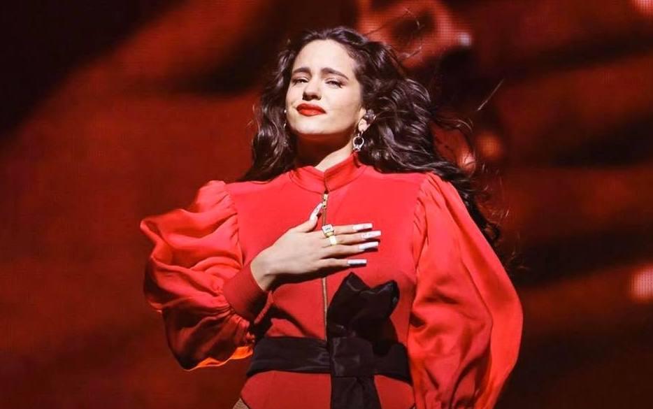 'Dolerme', el nuevo sencillo de Rosalía para aminorar la cuarentena