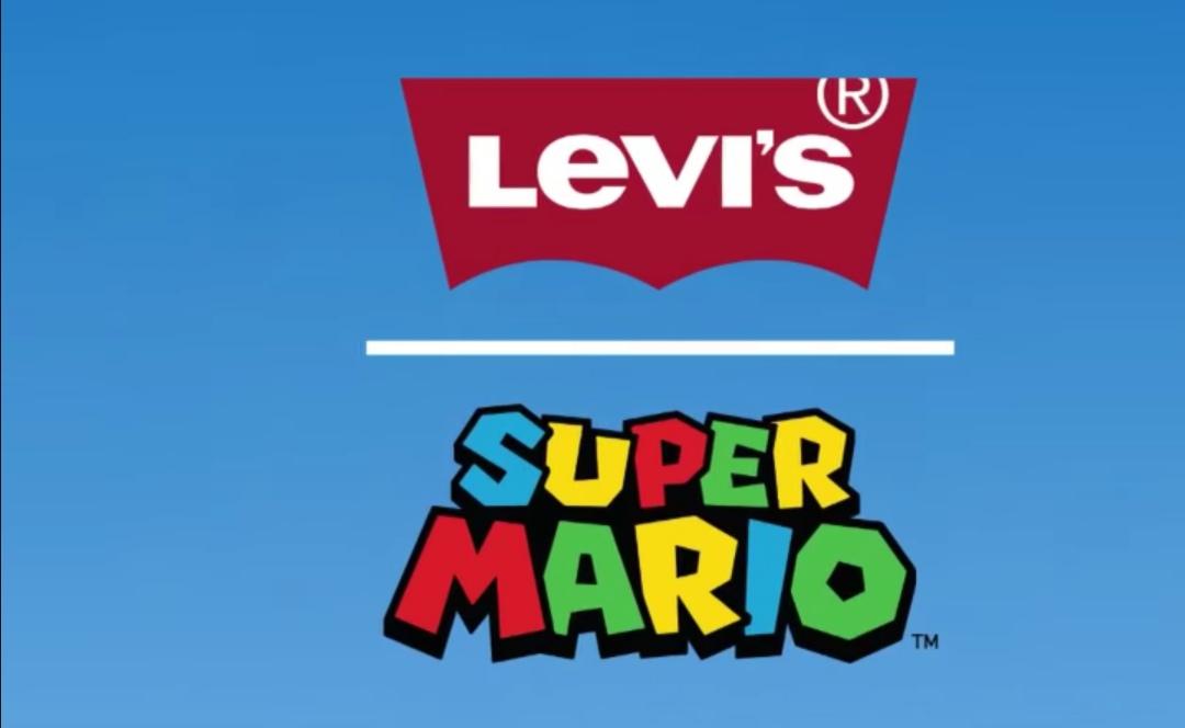 Levi's colabora con Super Mario en nueva colección