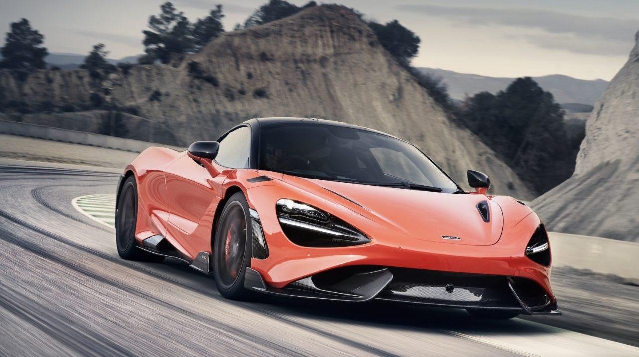 McLaren sorprende con nuevo 765LT, el auto que vuela por las pistas
