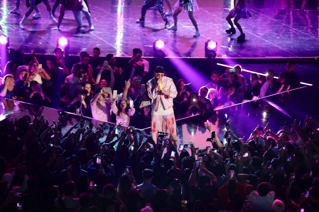 Spotify 'da de baja' el éxito de Bad Bunny, 'Safaera'