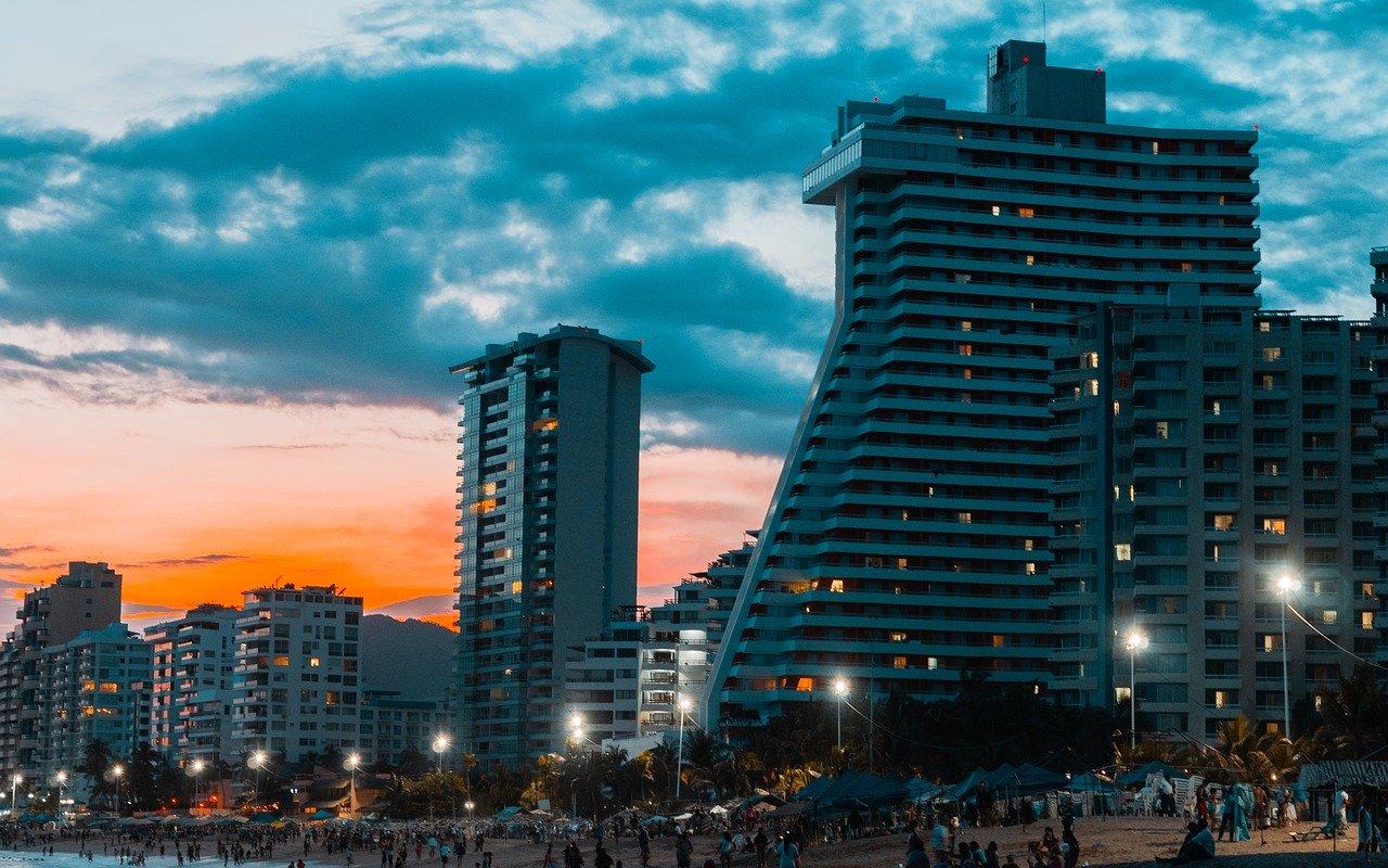 Hoteles en Acapulco reportan hasta 100% de cancelaciones para Semana Santa por Covid-19