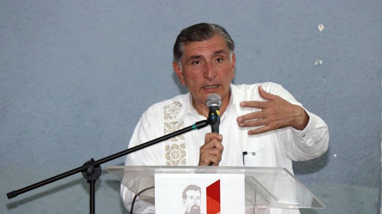 Gobernador de Tabasco da positivo en prueba de coronavirus