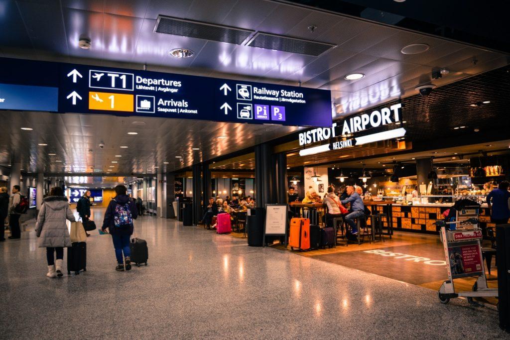 viajar aeropuertos