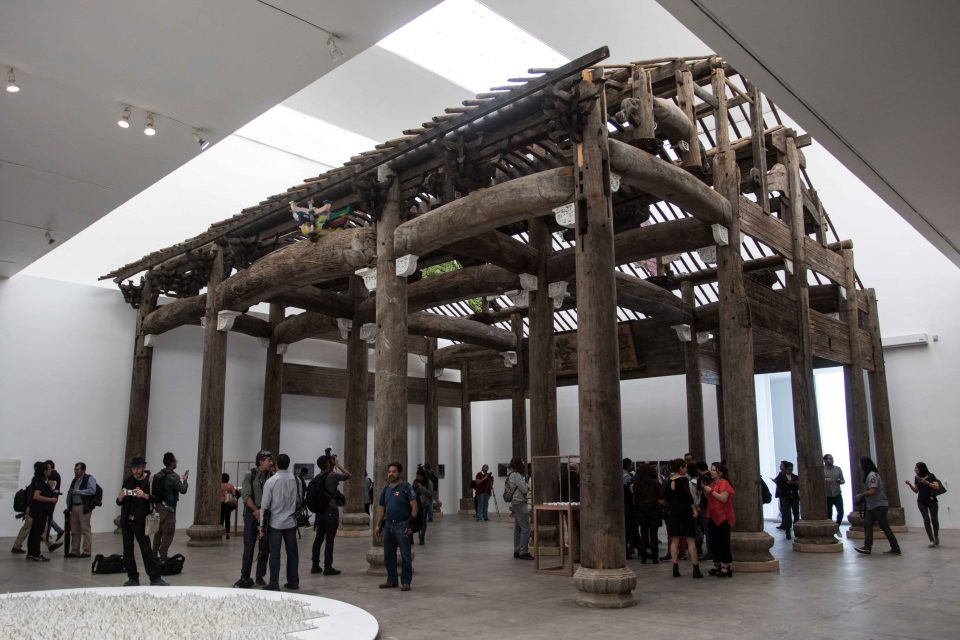 Ai Wewei Museo Cabañas