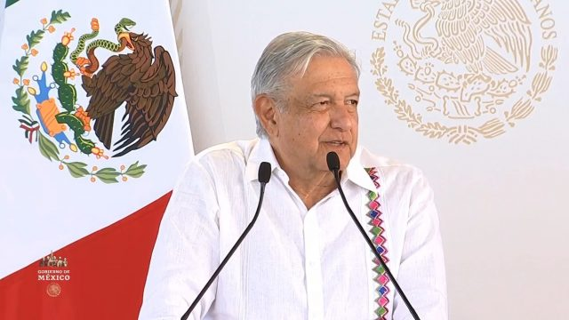 AMLO constellaton brands