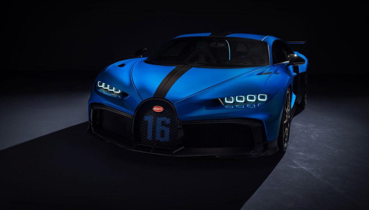 Chiron Pur Sport, el nuevo hiperdeportivo de Bugatti