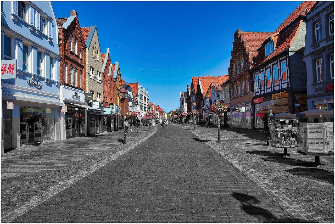 Polémica en Alemania por grandes empresas que dejarán de pagar el alquiler