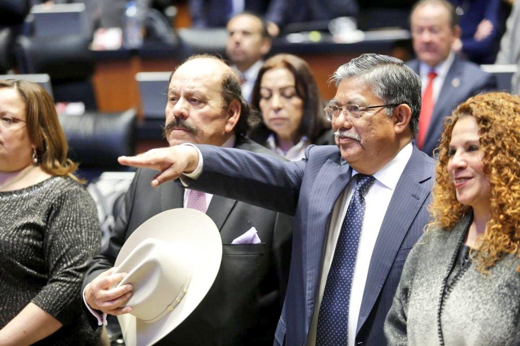 Senado elige a Hermilo Ceja Lucas como comisionado de la CRE