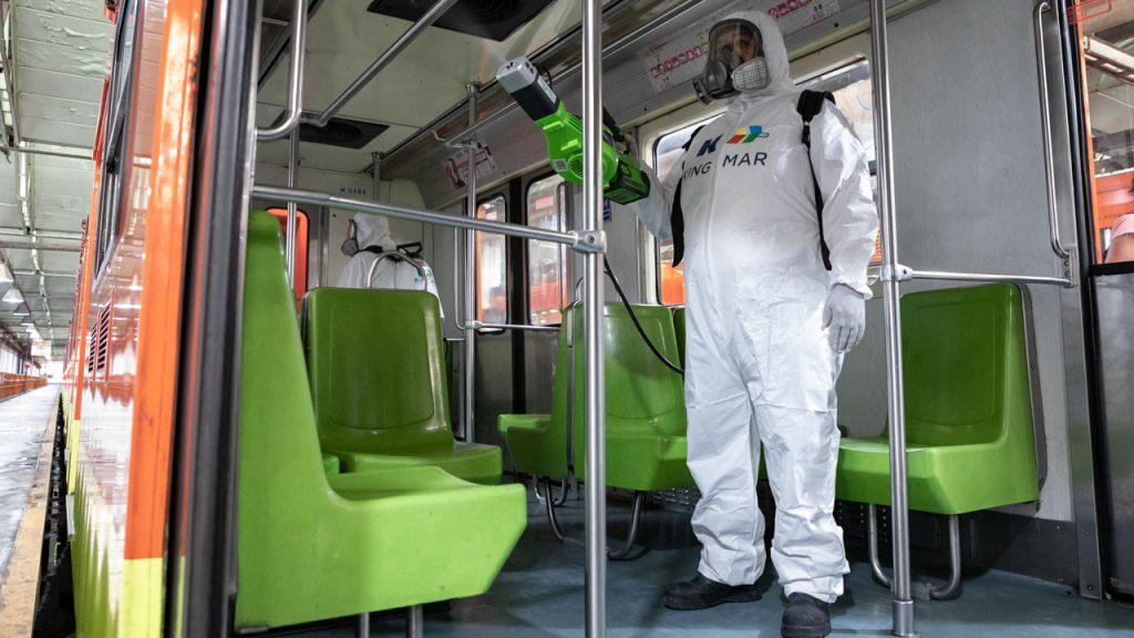Foto: Angélica Escobar/Forbes México. Coronavirus, pandemia Covid-19 - Marzo, 2020