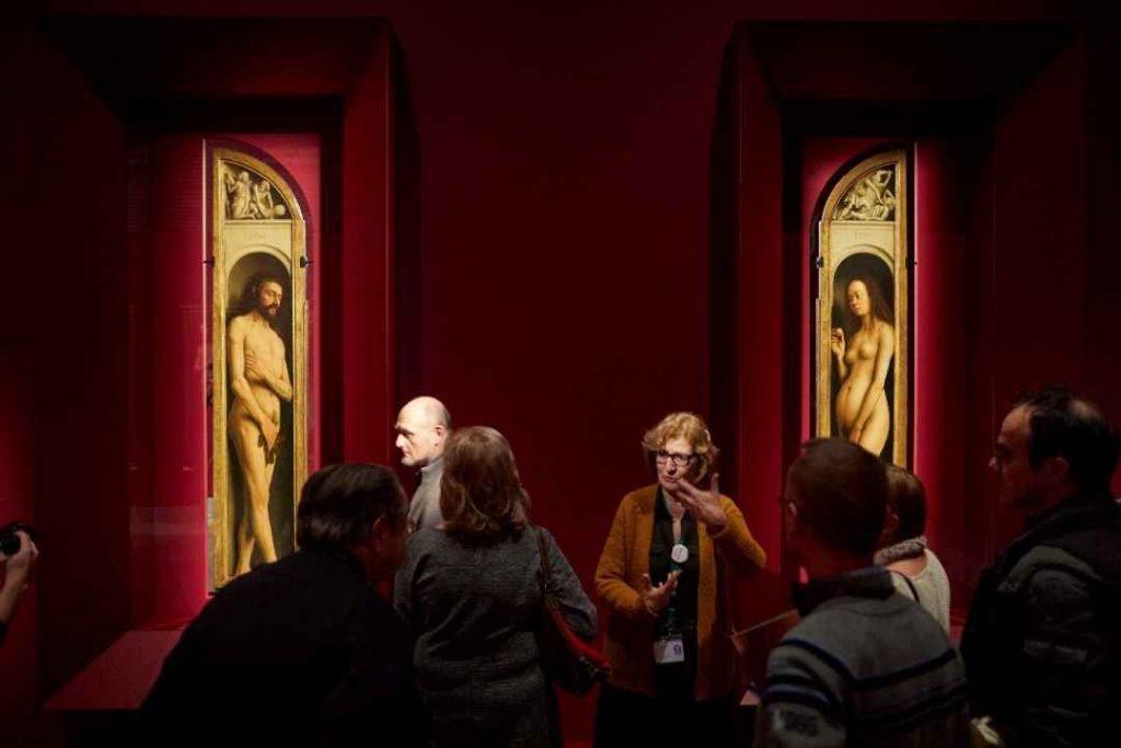 Jan Van Eyck en MSK