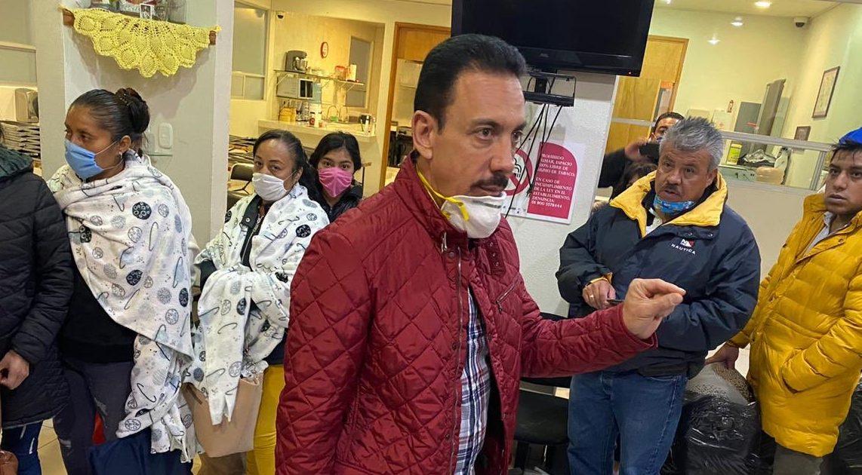 Omar Fayad, gobernador de Hidalgo, contagiado de coronavirus