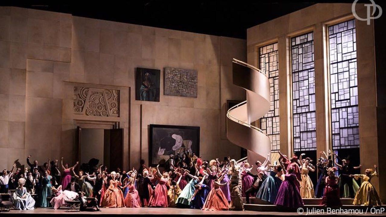 Ópera Nacional de París traerá para ti El Lago de los Cisnes