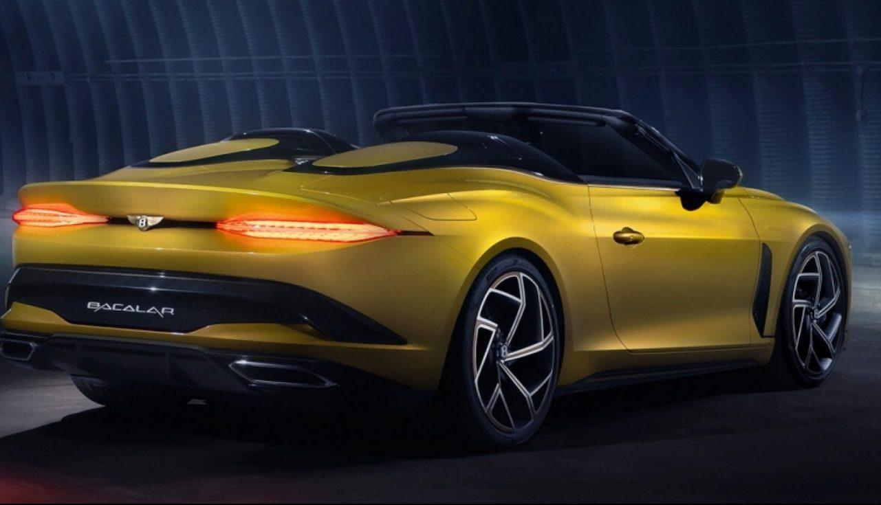 Bentley Mulliner 'Bacalar', el auto de lujo inspirado en México